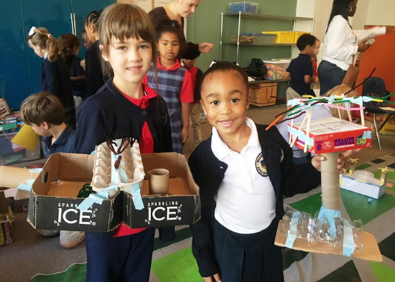 Experiential Learning in Early Childhood Education