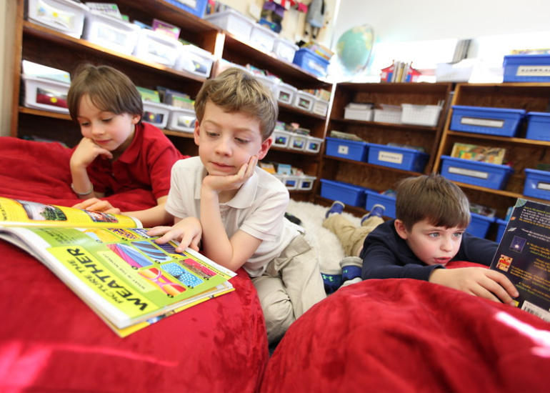 Bethesda Elementary School Student Life