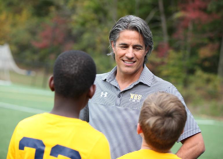 William Isola - Director of WES Athletics