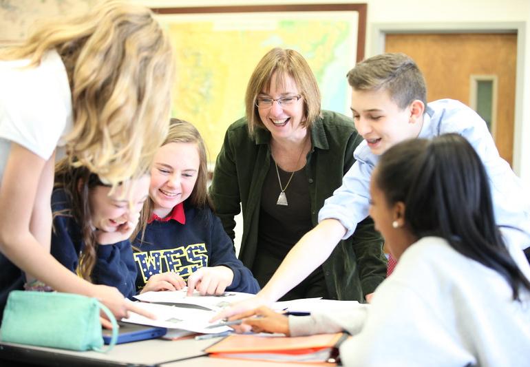 Private Middle School in Washington DC Area