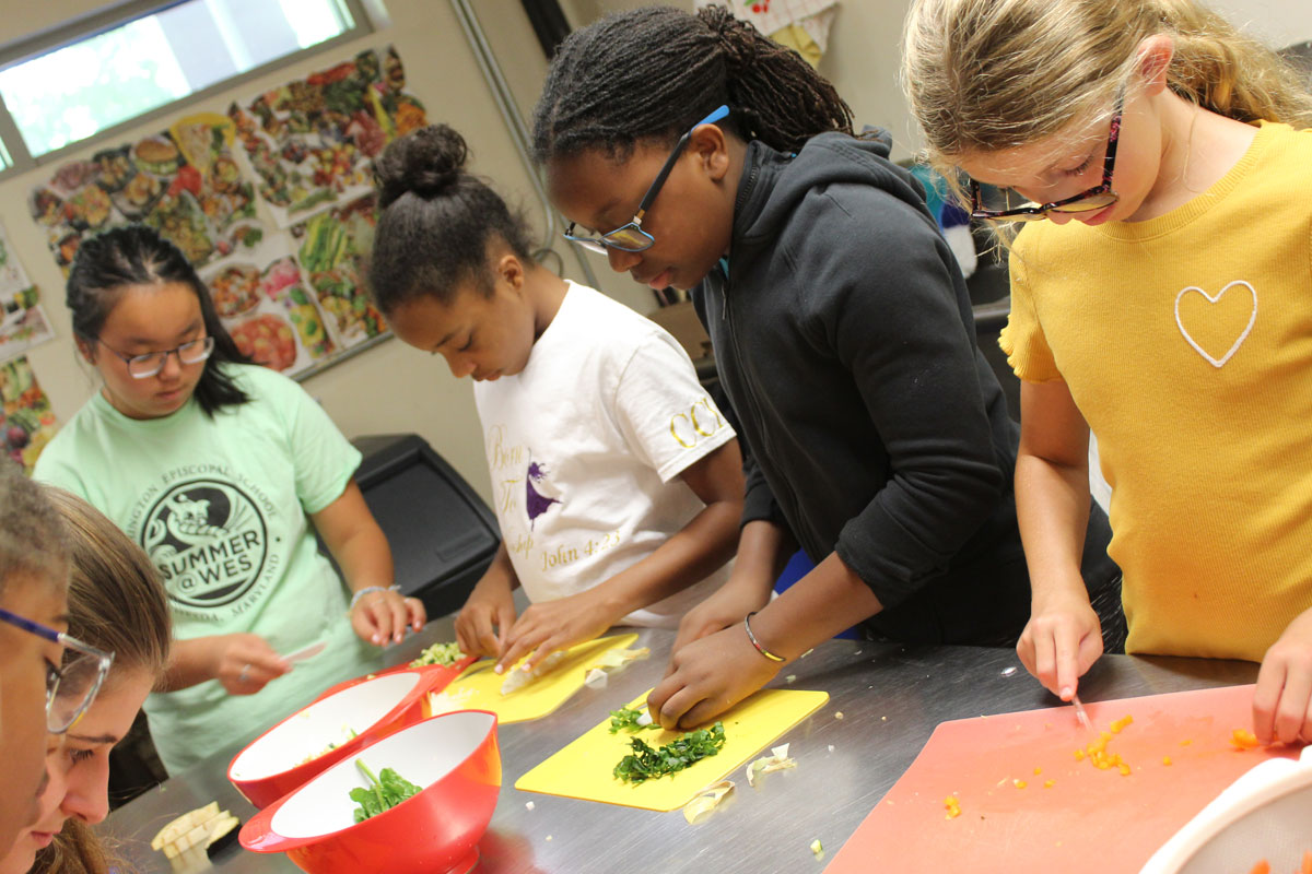 Cooking Summer Camp – Best Cooking Camp for Kids in Bethesda Maryland