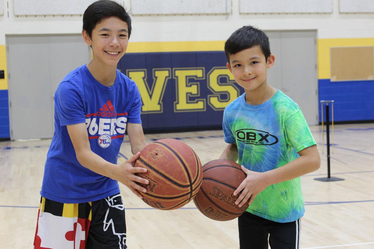 Tru2Form Basketball Camp - Bethesda MD Basketball Summer Camp at WES