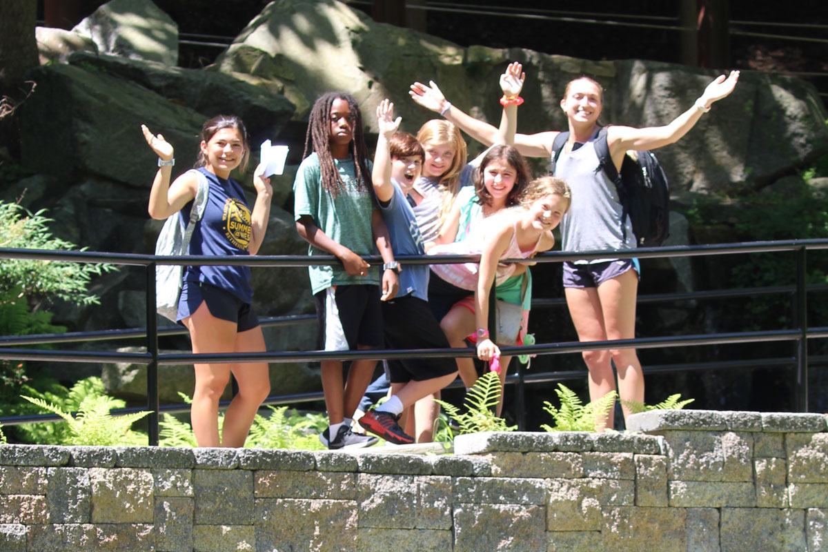 Day Trip Adventure Camp in Washington DC – Urban Adventures Day Camp