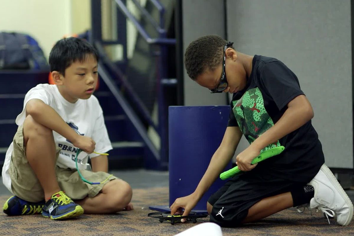 Drone Summer Camp in Bethesda Maryland
